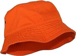 fab2d23432c55 Amazon.com  Oranges - Bucket Hats   Hats   Caps  Clothing