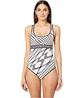 Missoni Mare - Fiammata One-Piece Swimsuit
