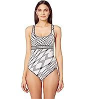 Missoni Mare - Fiammata One-Piece Swimsuit