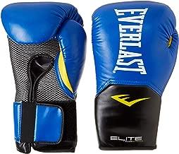 NEW Everlast Pro Style Elite Training Gloves (P00001206 - Free Size Blue)