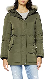 Calvin Klein Technical Long Down Parka Chaqueta para Mujer