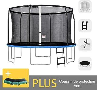 Coussin de Protection Markenartikel Accessoires Trampoline Toile de Saut Filet de Sécurité