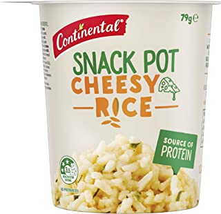 CONTINENTAL Snack Pot | Cheesy Rice, 79g