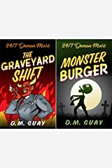 24/7 Demon Mart (2 Book Series) Kindle Edition
