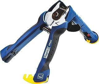 RAPID, 23468100, Pince à Grillage, avec Chargeur rapide, FP222 5-11 mm Bleu/Noir