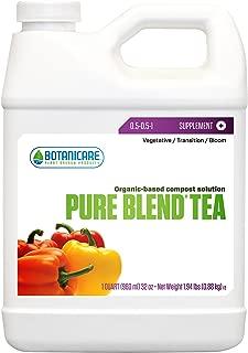 Botanicare PURE BLEND TEA Organic-Based Compost Solution, 1-Quart