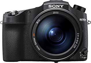 Sony Cyber?Shot RX10 IV with 0.03 Second Auto-Focus & 25x Optical Zoom (DSC-RX10M4) (Renewed)