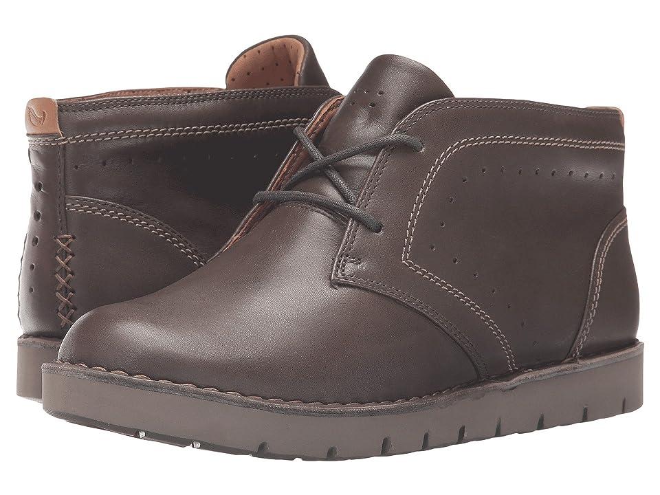 Clarks Un Astin (Khaki Leather) Women