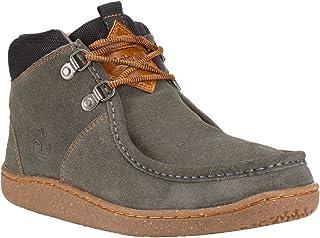 Timberland Zapatos de Cordones Gris EU