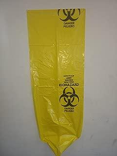 33 Gallon Infectious Linen Waste Bags/Bio-Hazard 31
