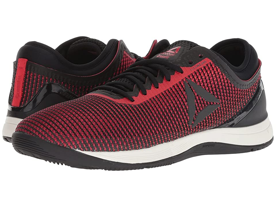 Reebok CrossFit(r) Nano 8.0 (Black/Primal Red/Cranberry Red/Chalk) Men