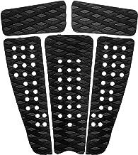 Ottimo Per Tavole Da Surf Shortboard, 5Pcs Surf Tail Traction Pad