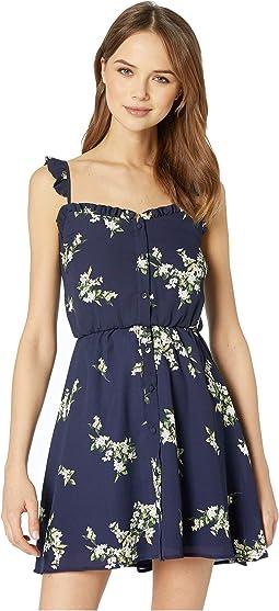 Lynette Floral Print Dress