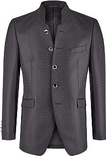 Wilvorst Men's Plain Long Sleeve Blazer