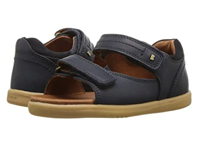 Bobux Kids I-Walk Driftwood Sandal (Toddler) (Navy) Boy