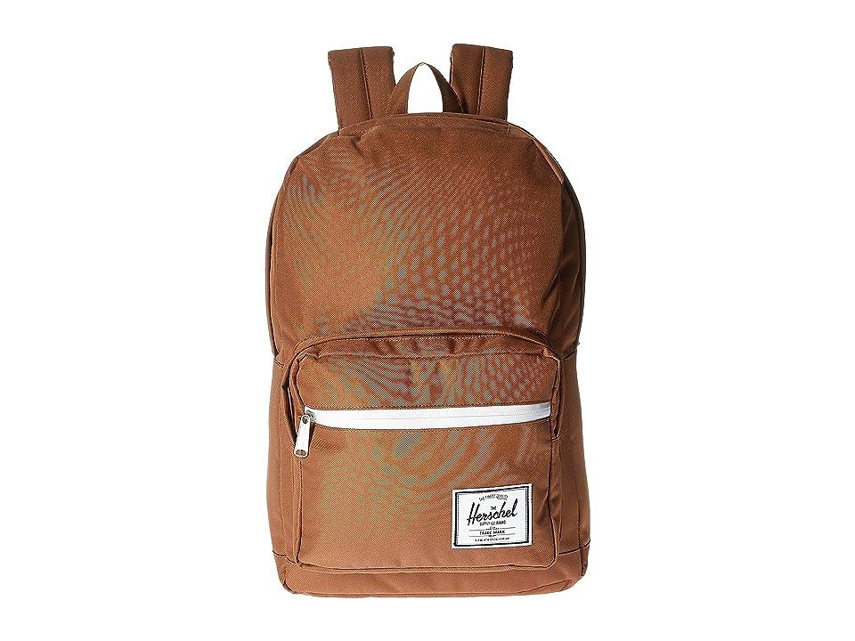 Herschel Supply Co. Pop Quiz (Caramel) Backpack Bags