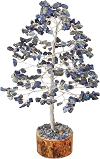 Crocon Gemstone Money Tree Feng Shui Bonsai for Energy Generator Reiki Healing Chakra Stone Balancing EMF Protection Spiri...