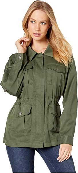 942b287807a4d Levi's® Fashion Light Weight Parka w/ Roll Up Sleeve at Zappos.com