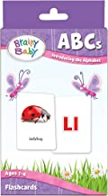Brainy Baby Teach Your Child ABCs Introducing The Alphabet Deluxe Edition Flash Card Set