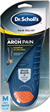 Dr. Scholl's ARCH Pain Relief Orthotics // Arch Support Inserts Clinically Proven to Provide Immediate and All-Day Relief of Arch Pain (for Men's 8-12, also available for Women's 6-10)