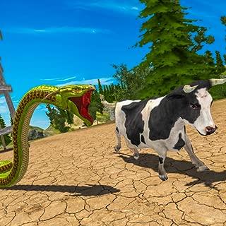Anaconda Snake Family Jungle RPG Sim
