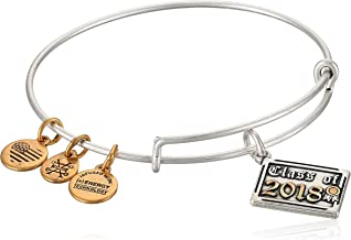 Alex and ANI Womens Class of 2018 EWB Bangle Bracelet, Expandable