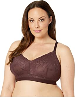 Plus Size Spotlight On Lace Bralette