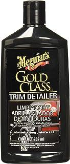 Meguiar´s G10810 Limpiador y abrillantador de Moldura, 285 ml