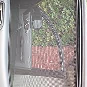 Car Shades For Rang 4 D Satz Passend Für Ford Ranger D C T6 4 Türer 2011 4 Teilig Schwarz Auto