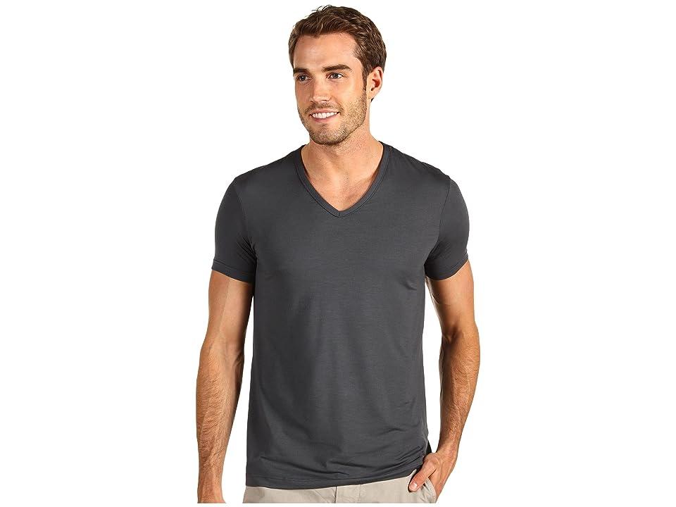 Calvin Klein Underwear - Calvin Klein Underwear Body Micro Modal S/S V-Neck U5563