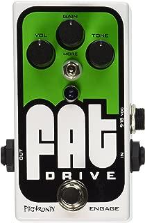 Pigtronix FAT Guitar Distortion Effect Pedal