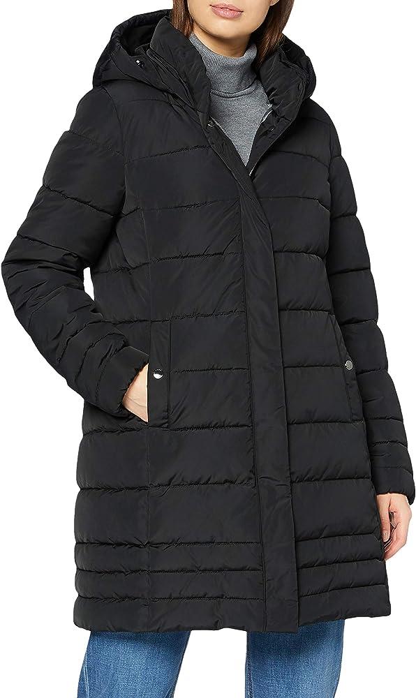 Geox w aneko, parka,giubotto invernale per donna,giacca trapuntata,idrorepellente e windproof, con imbottitura W0428AT2506