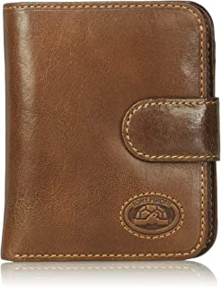 Tony Perotti Italian Leather Clutch Wallet With Id and Coin Pocket