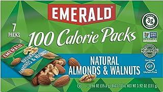 Emerald Diamond 100 Calorie Packs Natural Walnuts/Almonds