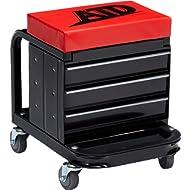 ATD Tools 81047 Heavy Duty Toolbox Creeper Seat - 450 lb. Capacity
