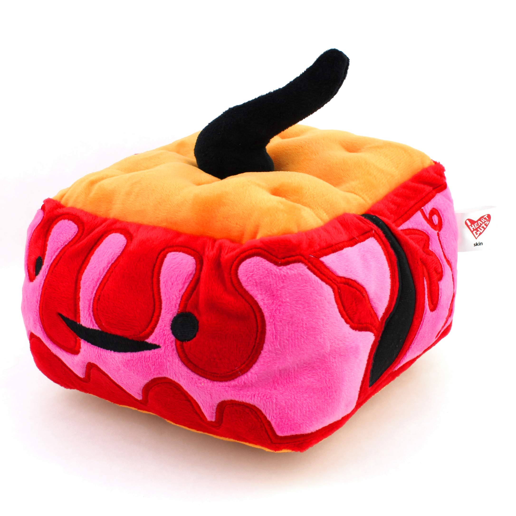 Amazon Com I Heart Guts Skin Plush In The Flesh 9 Dermatology Gift Stuffed Toy Plushie Toys Games
