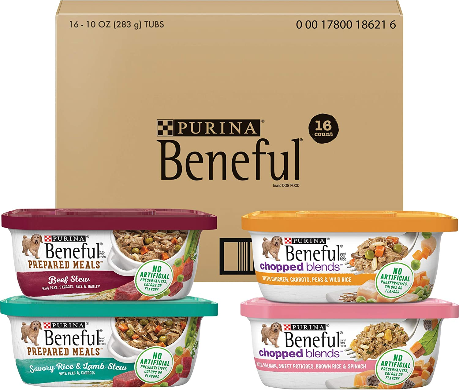 Purina 1 year warranty Beneful Wet Dog Pack Food Selling and selling Variety