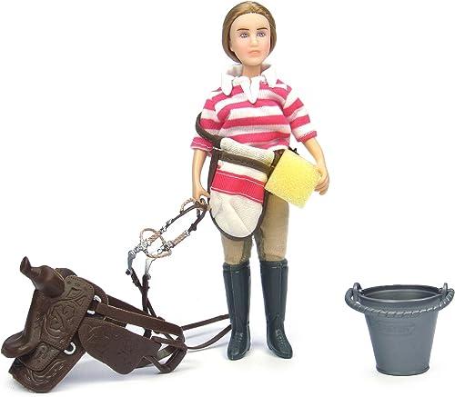 Breyer b61045 assics Ma ab  1  12 ttel bis Puppe 'Eva' und Zubeh Set