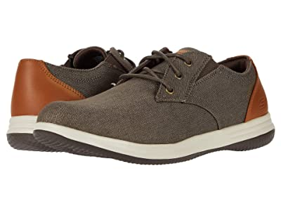SKECHERS Darlow Remego (Chocolate) Men