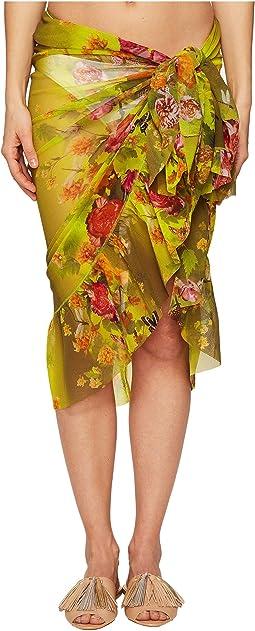 FUZZI - Flower Wrap Pareo