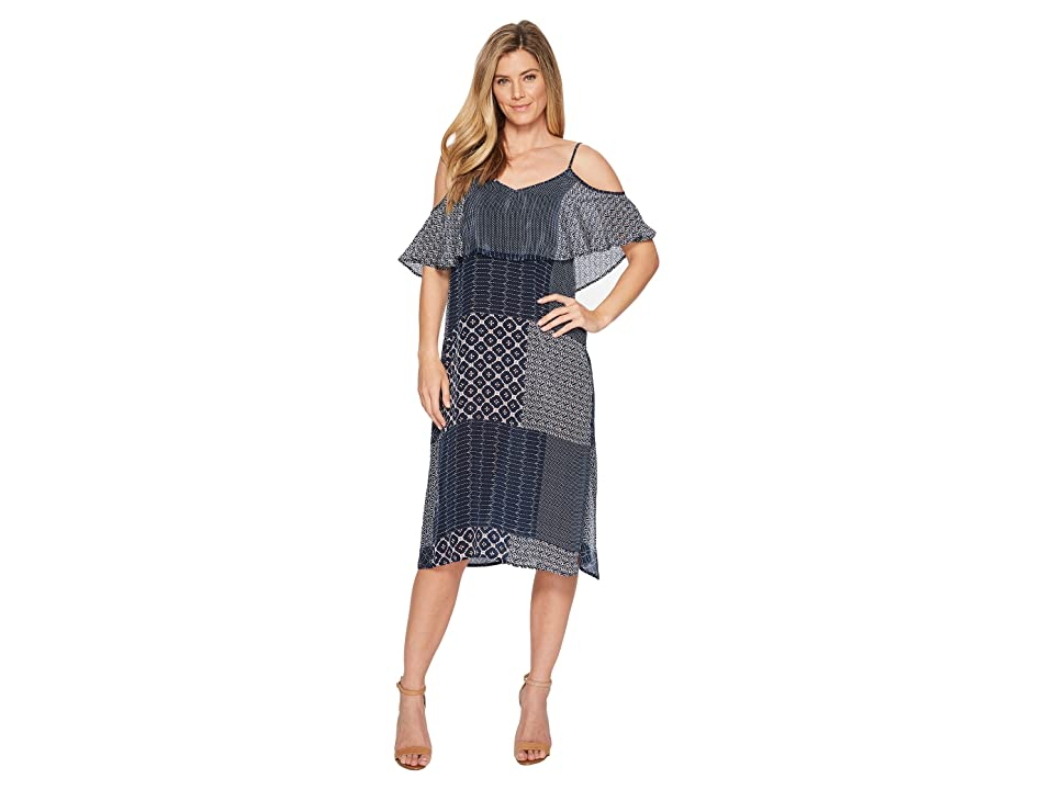 Tolani Kaylie Maxi Dress (Indigo) Women