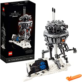 LEGO Star Wars Imperial Probe Droid 75306 Collectible...
