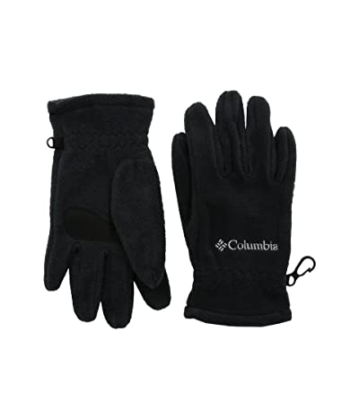 Columbia Kids Fast Trektm Glove (Big Kids) (Black) Extreme Cold Weather Gloves