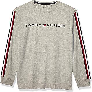 Men's Long Sleeve Cotton T Shirt