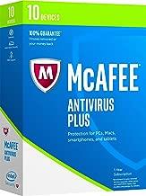 McAfee 2017 Antivirus Plus - 10 Devices