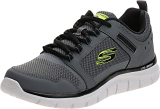 Skechers Men's Track Knockhill Casual Shoe