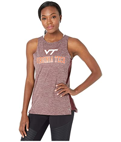 Champion College Virginia Tech Hokies Marathon III Tank (Maroon) Women