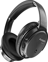 Headphones, Bluetooth Wireless Noise Cancelling Headphones, ANC Noise Cancelling, HiFi Fogeek Apollo 11 Over-Ear Headphones, Folding, Monitor, Mic, Hands-Free Sealing, Headset, Wired Wireless, Call Capable CVC 8.0 Call Noise Canceling, Up to 30 Hours of C