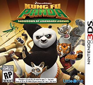 Kung Fu Panda: Showdown of Legendary Legends - Nintendo 3DS
