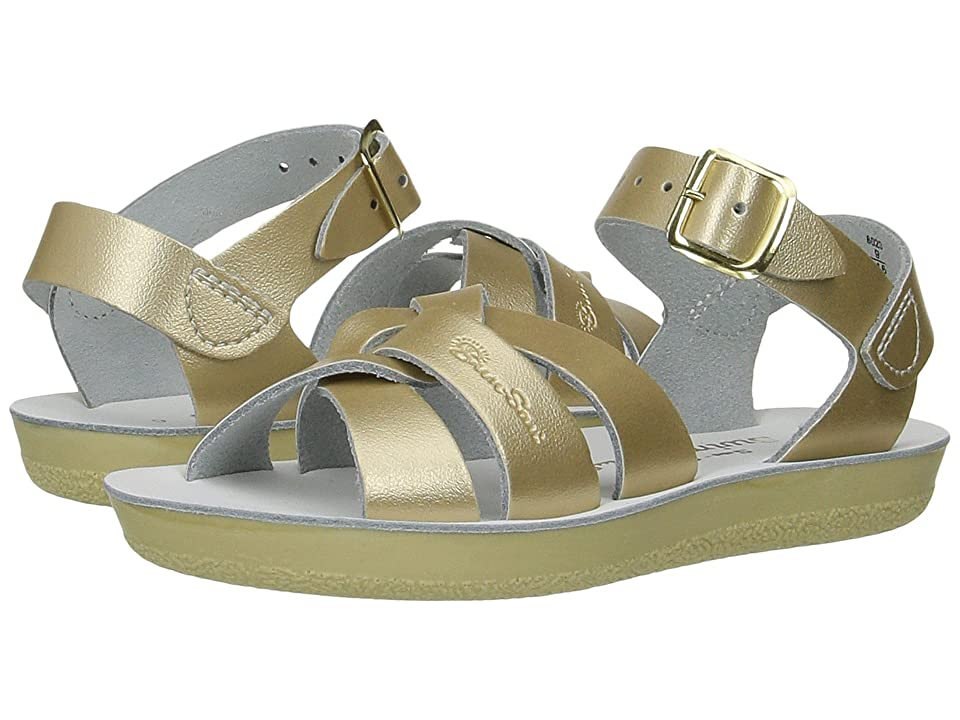 Salt Water Sandal by Hoy Shoes Swimmer (Toddler/Little Kid) (Gold) Girls Shoes